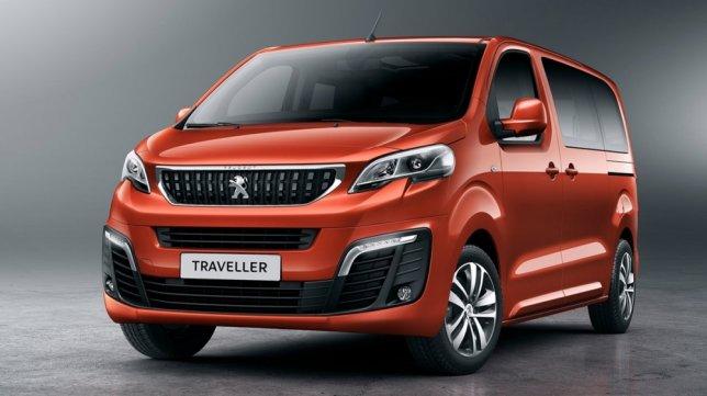2020 Peugeot Traveller 旗艦版