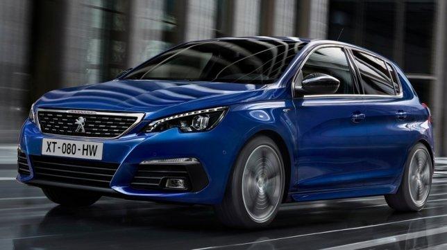 2020 Peugeot 308 1.2 PureTech Allure