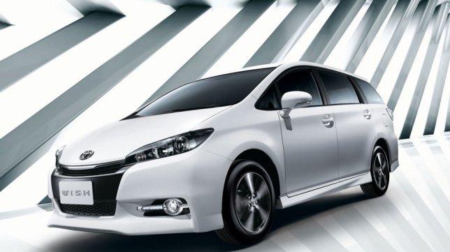 2016 Toyota Wish