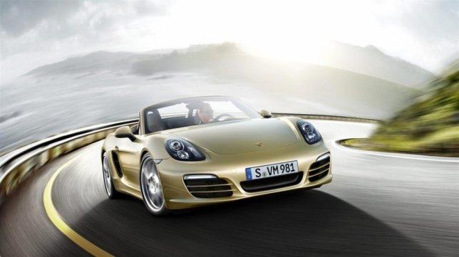 2015 Porsche Boxster 2.7