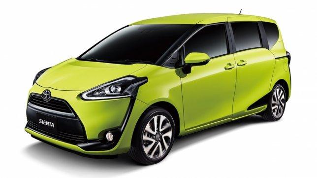 2017 Toyota Sienta