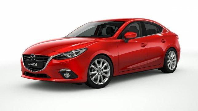 2016 Mazda 3 4D
