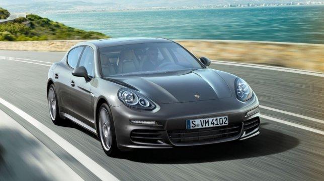 2015 Porsche Panamera Diesel