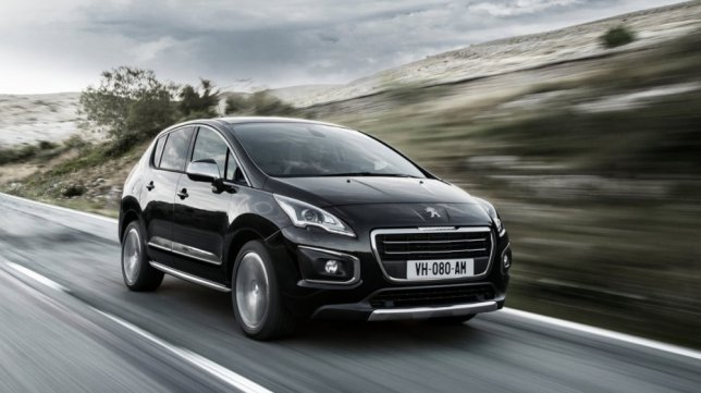 2015 Peugeot 3008 1.6 e-HDi Premium