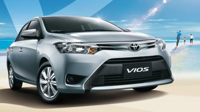 2015 Toyota Vios 1.5經典