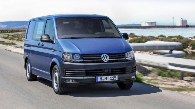 2017 Volkswagen Kombi