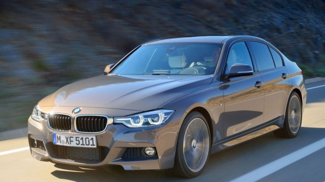 2016 BMW 3-Series Sedan 320i M Sport