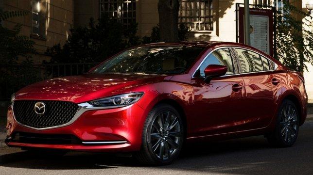 2019 Mazda 6 SKY-G
