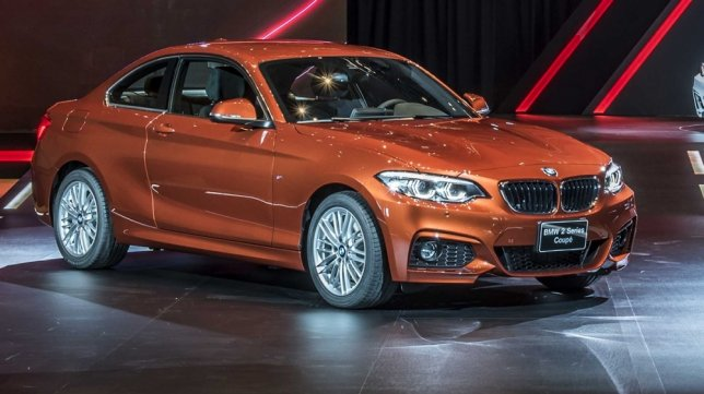 2019 BMW 2-Series 220i M Sport領航版