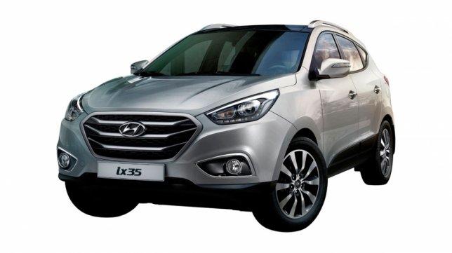 2016 Hyundai ix35 汽油2.0豪華