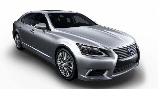 2015 Lexus LS 600hL頂級版