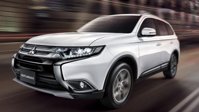 2018 Mitsubishi Outlander 尊貴型