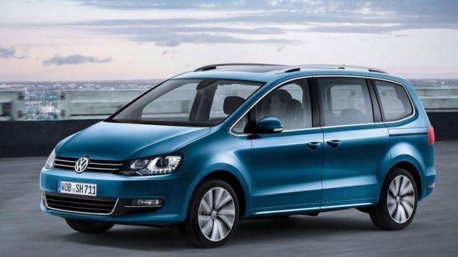 2016 Volkswagen Sharan