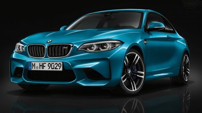 2018 BMW 2-Series M2
