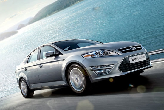2012 Ford Mondeo 2.3高效汽油經典型