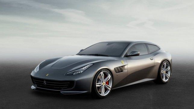 2019 Ferrari GTC4 Lusso V12