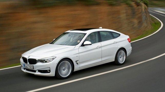 2015 BMW 3-Series GT