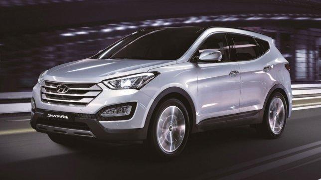2015 Hyundai Santa Fe 2.4首席款