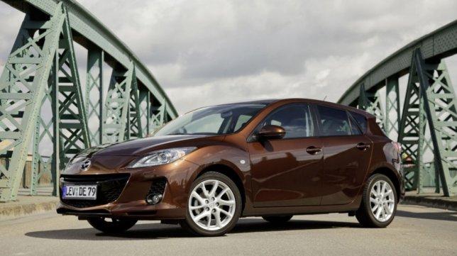 2014 Mazda 3 5D