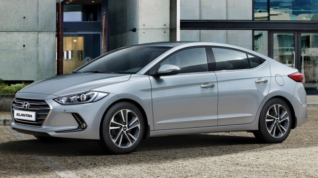 2017 Hyundai Elantra(NEW) 菁英型