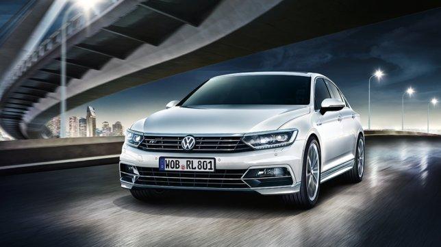 2018 Volkswagen Passat Sedan 400 TDI R-Line