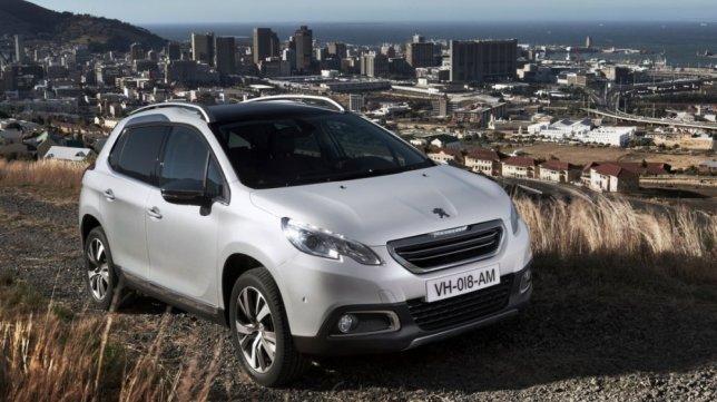 2016 Peugeot 2008 1.6 VTi Active+