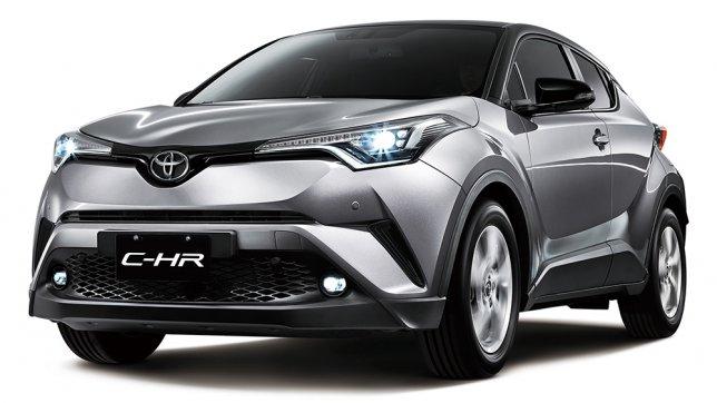 2019 Toyota C-HR 經典
