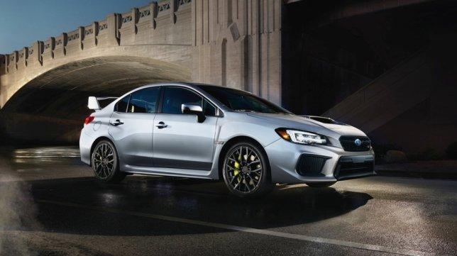 2020 Subaru WRX STI 2.5 Premium