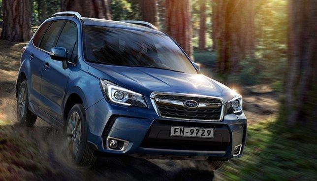 2017 Subaru Forester 2.0 XT
