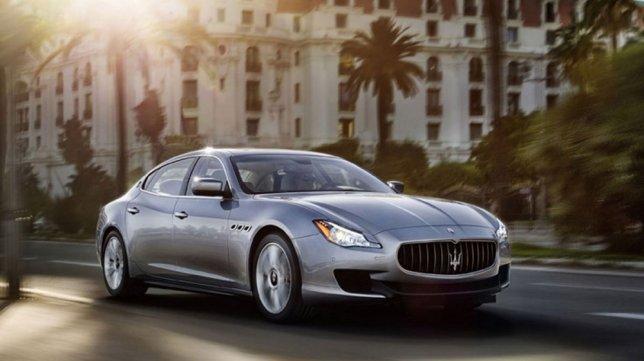 2015 Maserati Quattroporte Diesel
