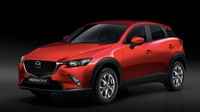 2016 Mazda CX-3 2.0 SKYACTIVE-G尊貴