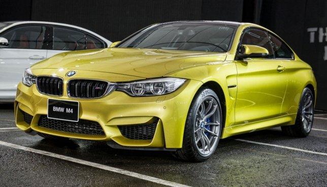 2015 BMW 4-Series M4自手排版