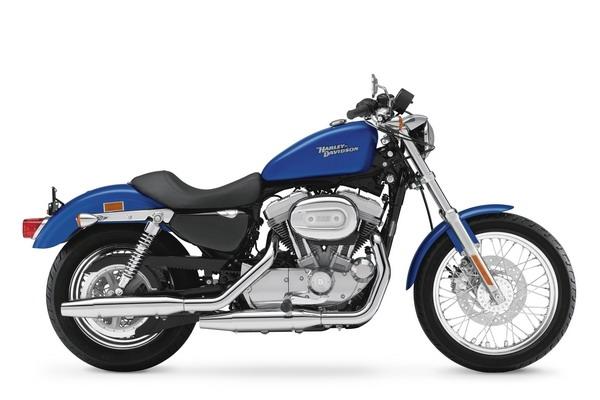 2009 Harley-Davidson Sportster XL883