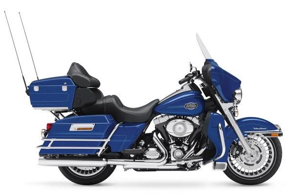 2009 Harley-Davidson Touring FLHTCU