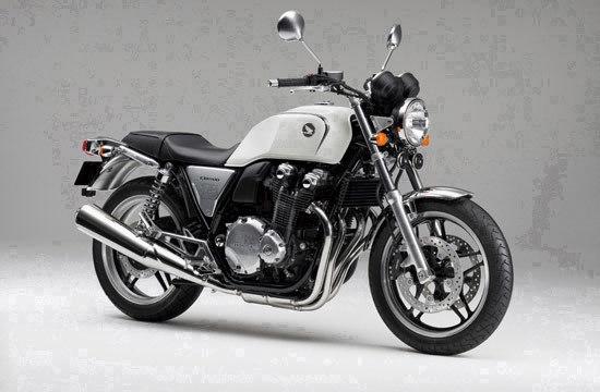 2011 Honda CB 1100