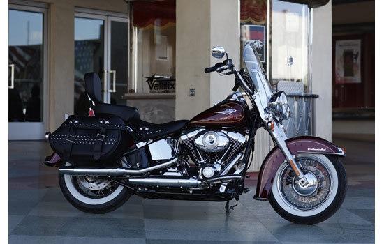 Harley-Davidson_Softail_FLSTC HERITAGE CLASSIC