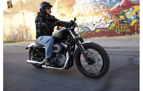 2010 Harley-Davidson Sportster XL1200N