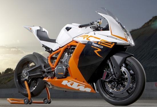 2014 KTM RC 8R 1190