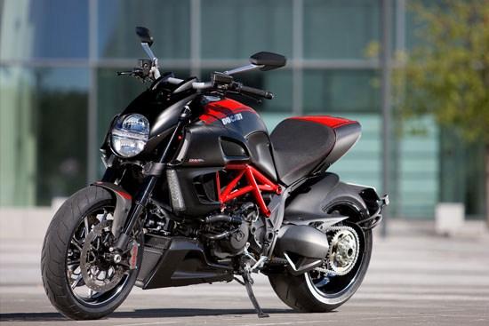2014 Ducati Diavel Carbon