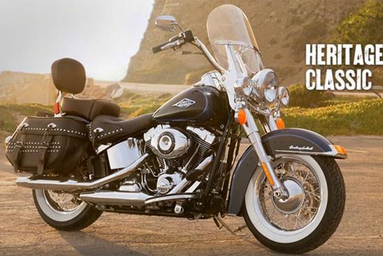 2014 Harley-Davidson Softail Heritage Softail Classic