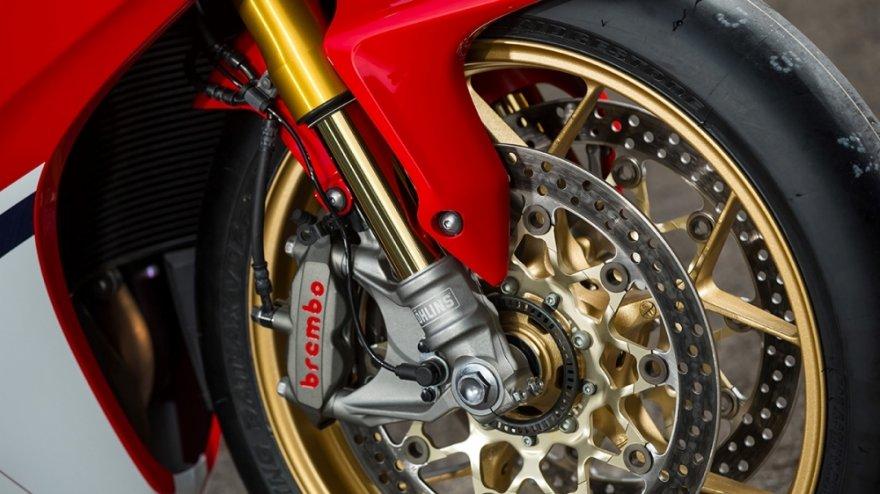 2019 Honda CBR1000RR Fireblade SP ABS