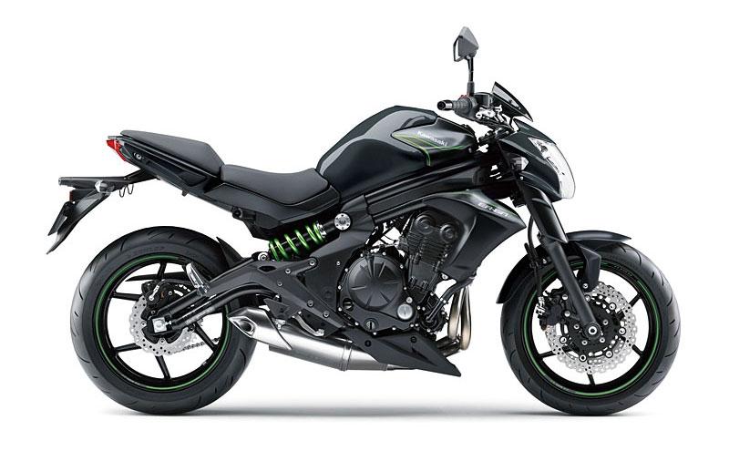 2016 Kawasaki ER 6n