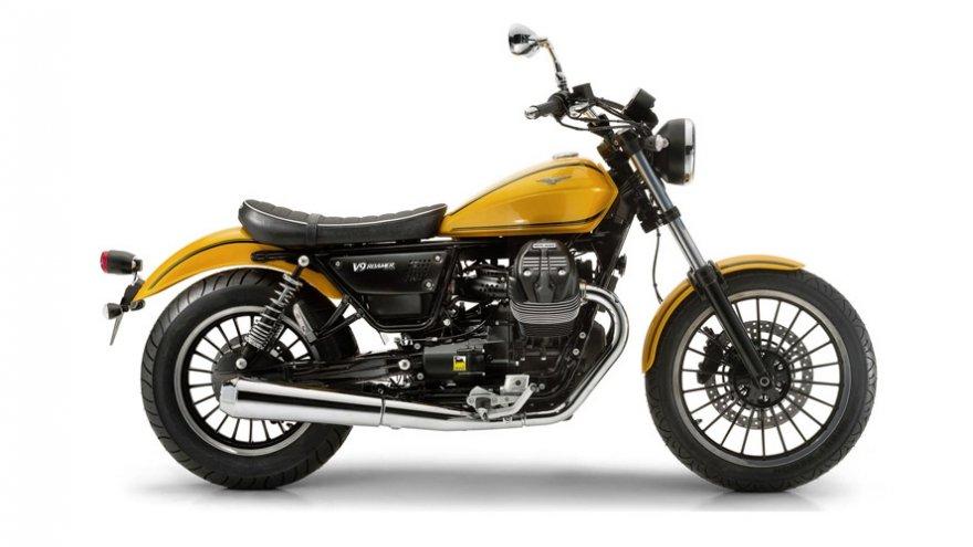 2018 Moto Guzzi V9 Roamer ABS