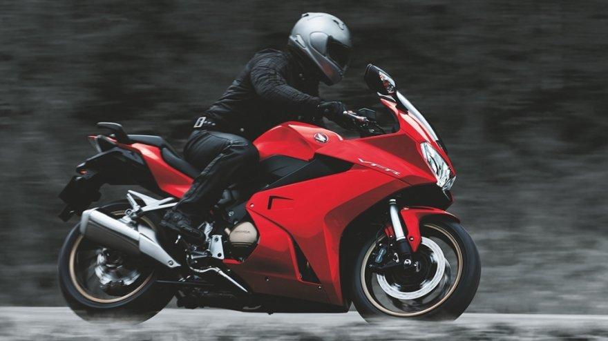 2018 Honda VFR800 F ABS