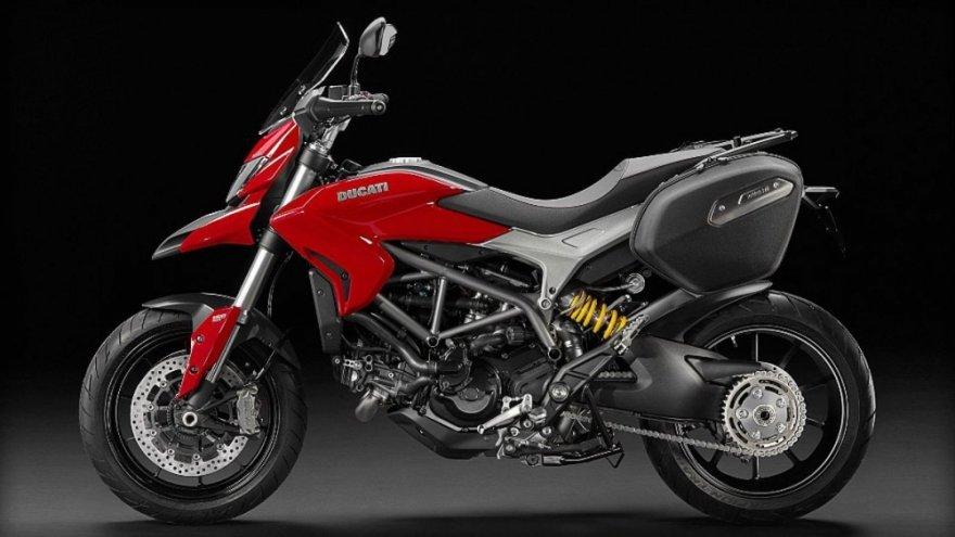 2016 Ducati Hyperstrada 標準版