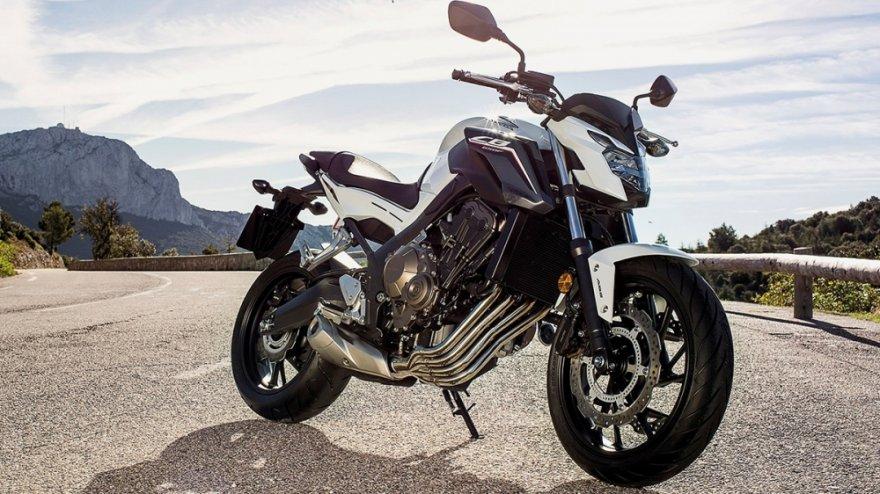 2017 Honda CB650 F