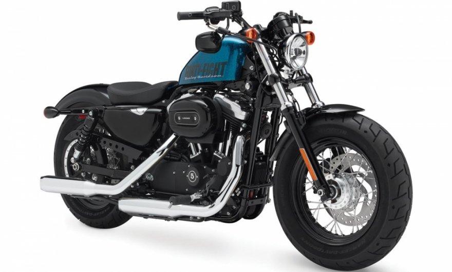 Harley-Davidson_Sportster_1200 Forty Eight