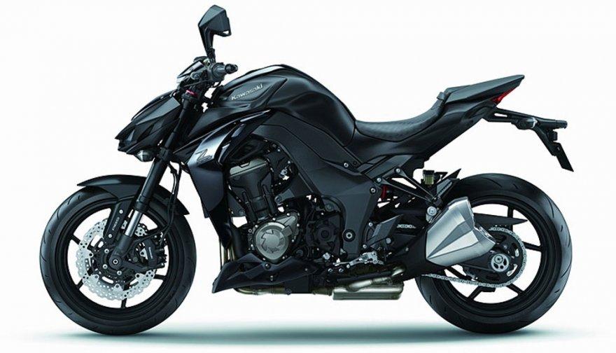 2014 Kawasaki Z 1000
