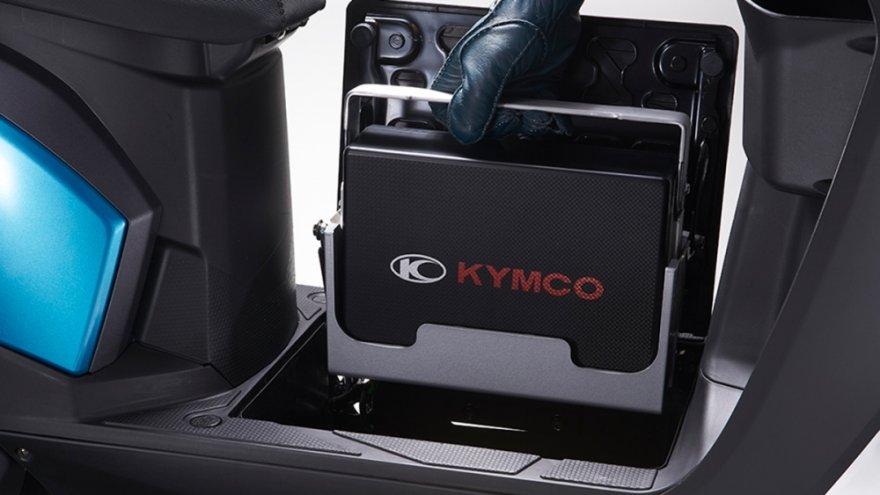 2018 Kymco Cozy Noodoe車聯網版