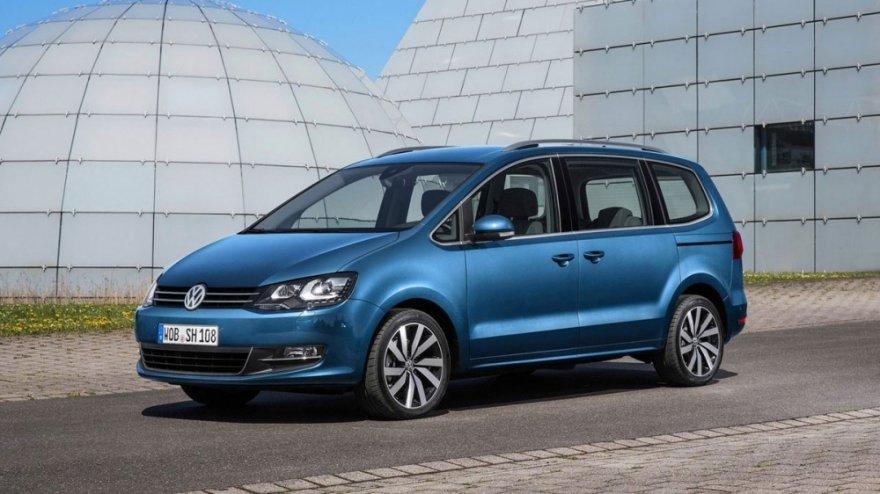 2016 Volkswagen Sharan 280 TSI BMT Trendine